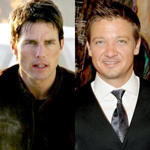 Tom Cruise, Jeremy Renner
