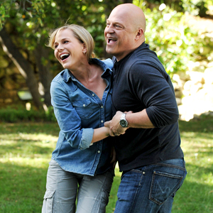 No Ordinary Family, Julie Benz, Michael Chiklis