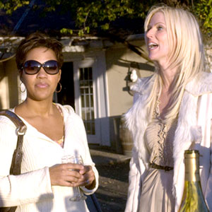 Stacie Turner, Michaele Salahi, Real Housewives of DC