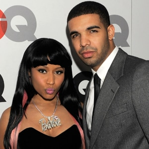 Aubrey graham dating nicki minaj