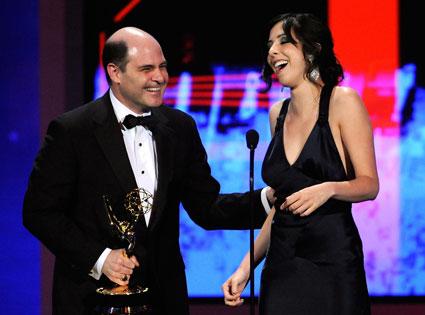 Matthew Weiner, Erin Levy