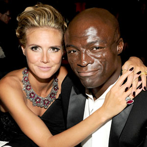 Image result for heidi klum and seal