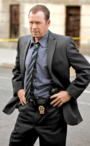 Donnie Wahlberg, Blue Bloods