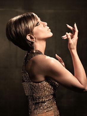 Harper's Bazaar Cover, Jennifer Aniston