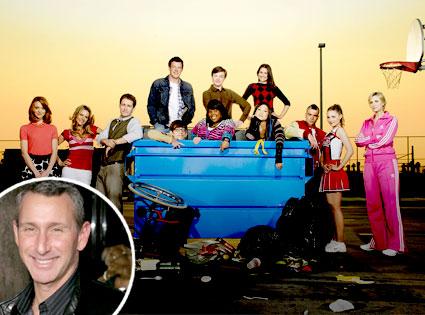 Glee Cast, Adam Shankman