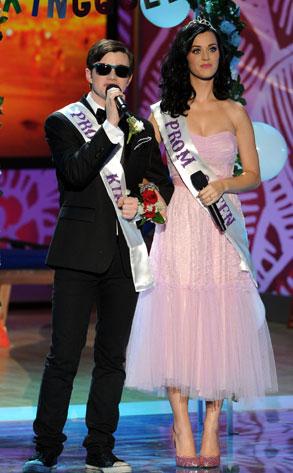 Katy Perry, Chris Colfer