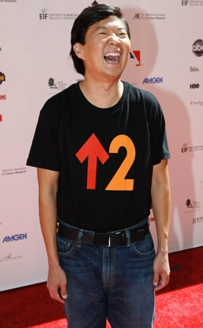 Ken Jeong, Stand Up To Cancer