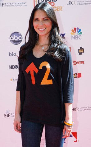 Olivia Munn, Stand Up To Cancer
