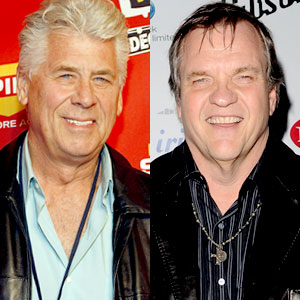 Barry Bostwick, Meatloaf