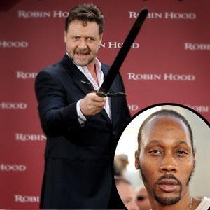 russell crowe, RZA