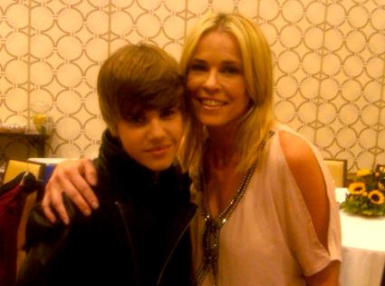 Chelsea Handler, Twitpic, Twitter