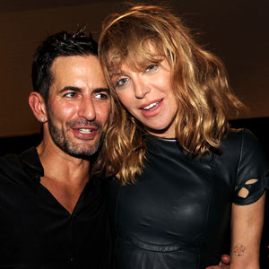 Marc Jacobs, Courtney Love