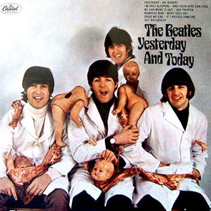 Beatles, Butcher Album Cover