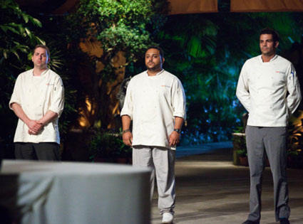 Top Chef, Angelo Sosa, Ed Cotton, Kevin Sbraga