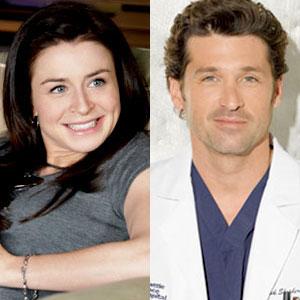 Caterina Scorsone, Private Practive, Patrick Dempsey, Greys Anatomy