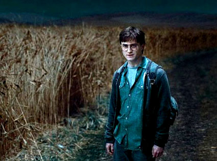 Daniel Radcliffe, Harry Potter and The Deathly Hallows Photos