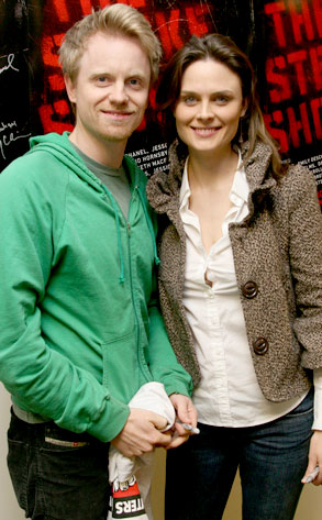David Hornsby, Emily Deschanel