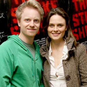 David Hornsby, Emily Deschanel