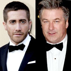 Jake Gyllenhaal, Alec Baldwin