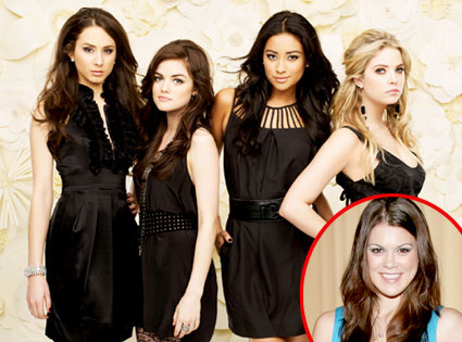 Troian Bellisario, Lucy Hale, Shay Mitchell, Ashley Benson, Pretty Little Liars, Lindsey Shaw