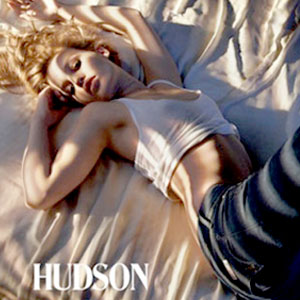 Georgia Jagger, Hudson Jeans