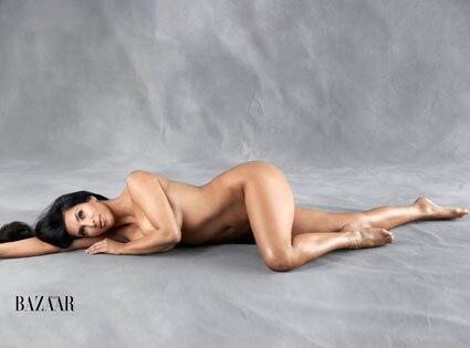 Kim Kardashian, Harpers Bazaar