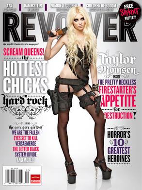 Taylor Momsen, Revolver