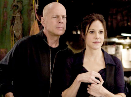 Mary Louise Parker, Bruce Willis, Red