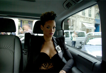Rihanna, Book Cover Photo Shoot