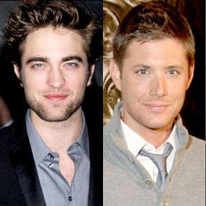 Jensen Ackles, Robert Pattinson