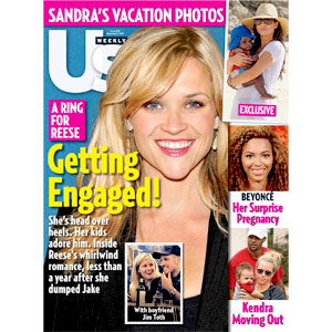 US Weekly, Reese Witherspoon