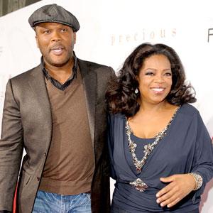 Tyler Perry, Oprah Winfrey