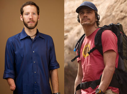 127 Hours, James Franco, Aron Ralston