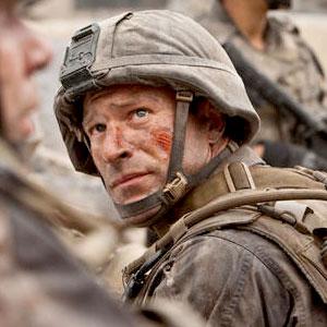 Aaron Eckhart, Battle: Los Angeles - 2011