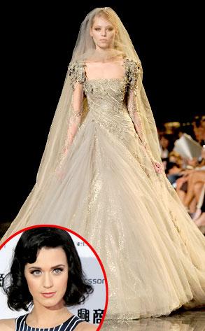Elie Saab Model, Katy Perry