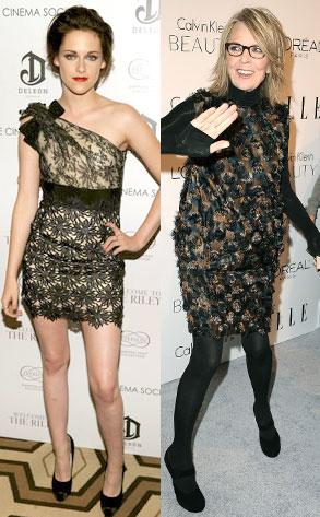 Kristen Stewart, Diane Keaton