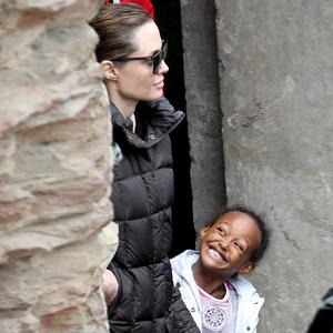 Angelina Jolie, Zahara