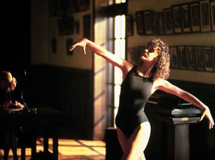Flashdance, Jennifer Beals