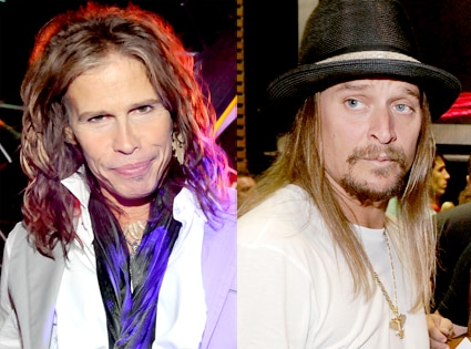 Steven Tyler, Kid Rock