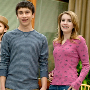 Keir Gilchrist, Emma Roberts, It's Kind of a Funny Story