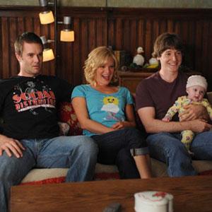 Raising Hope, Lucas Neff, Martha Plimpton, Garrett Dillahunt