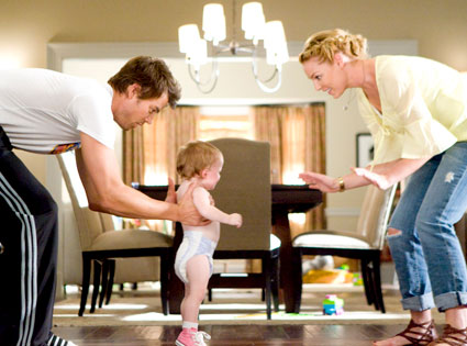 Katherine Heigl, Josh Duhamel, Life As We Know It