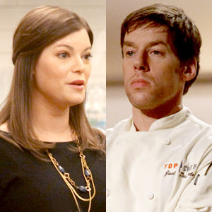 Top Chef, Gail Simmons, Seth Caro
