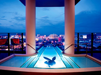 Playboy Suite, Palms Hotel