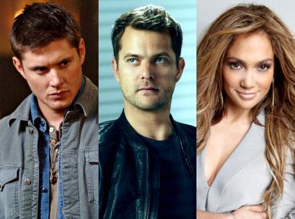 Jensen Ackles, Joshua Jackson, Jennifer Lopez