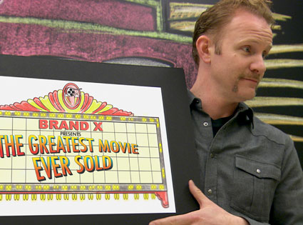 Morgan Spurlock, Greatest Movie Ever Sold