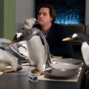 Jim Carrey, Mr. Poppers Penguins
