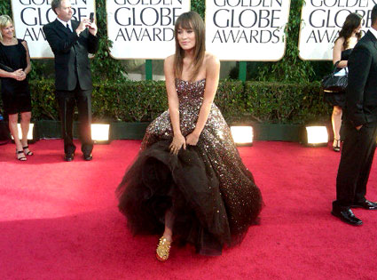 Golden Globes, Twitter