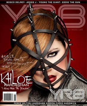 Khloe Kardahian Odom, YRB Magazine