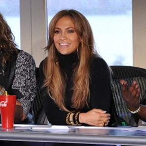 Jennifer Lopez, Steven Tyler, Randy Jackson, American Idol